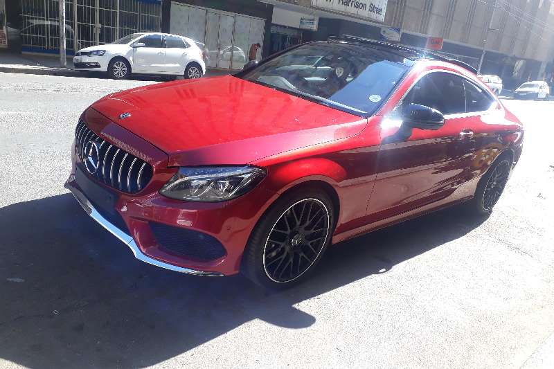 Mercedes Benz C-Class Coupe C300 AMG COUPE 2018