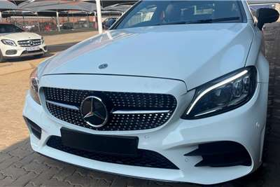 Used 2020 Mercedes Benz C-Class Coupe C300 AMG COUPE