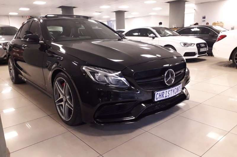 2015 Mercedes Benz C-Class coupe AMG COUPE C63 S