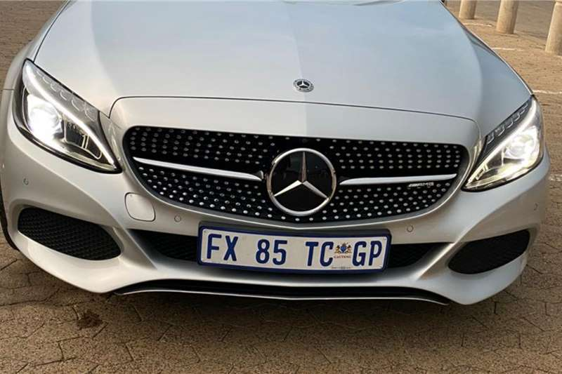 2017 Mercedes Benz C-Class coupe C200 AMG COUPE A/T