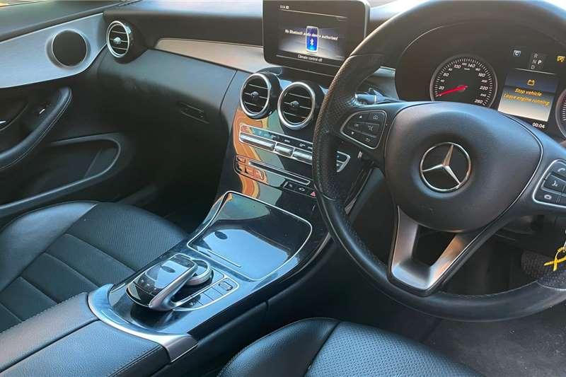2017 Mercedes Benz C-Class coupe