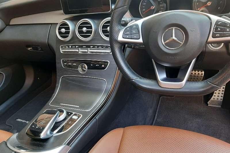 2016 Mercedes Benz C-Class coupe