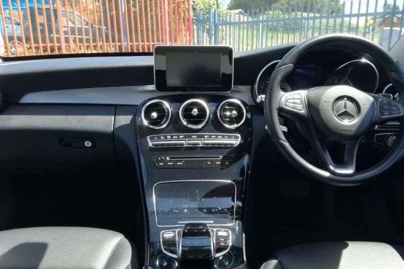 2014 Mercedes Benz C Class C180