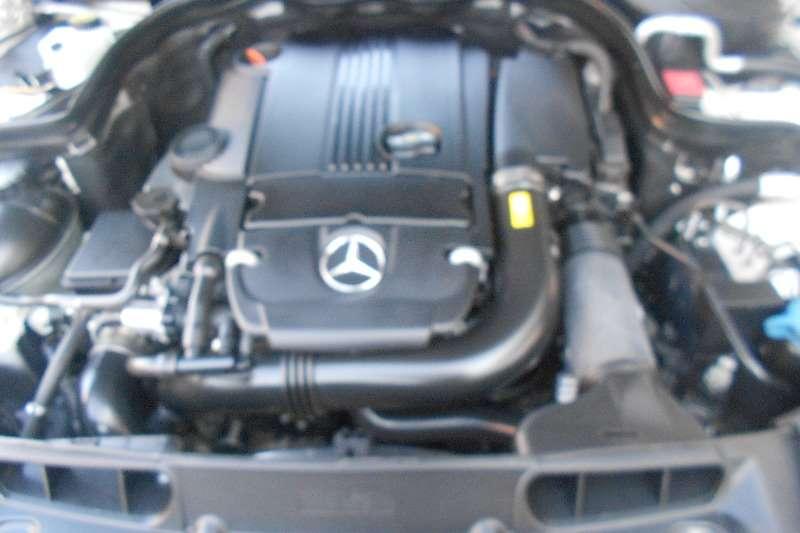 2011 Mercedes Benz C Class C180 Exclusive