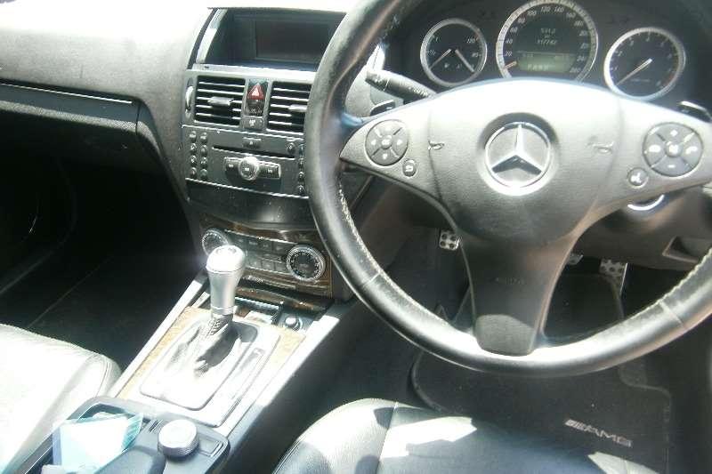 2009 Mercedes Benz C-Class