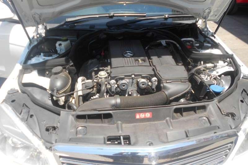 2008 Mercedes Benz C-Class