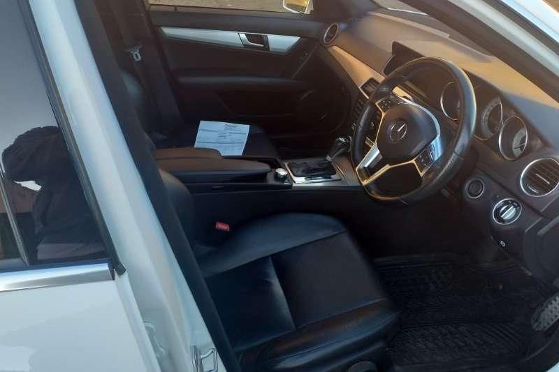 2013 Mercedes Benz C Class C180 AMG Sports auto
