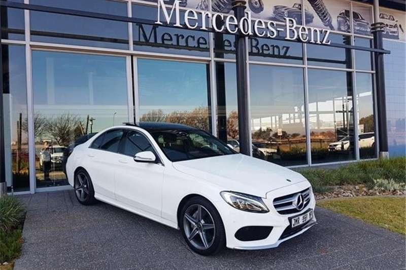 2018 Mercedes Benz C Class C220 Bluetec AMG Sports auto