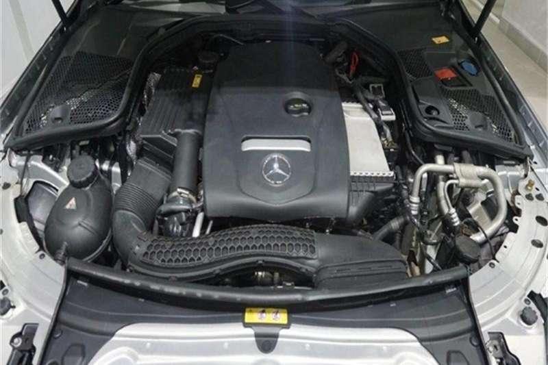 2016 Mercedes Benz C Class C180 Avantgarde