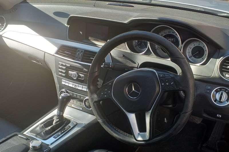 2013 Mercedes Benz C Class C200 estate Avantgarde auto