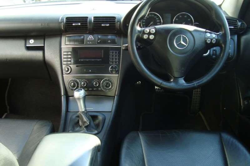 2004 Mercedes Benz C Class C230 Kompressor Sports Coupé Evolution