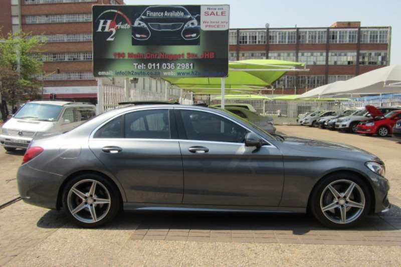 2016 Mercedes Benz C Class C250 BlueTec Avantgarde