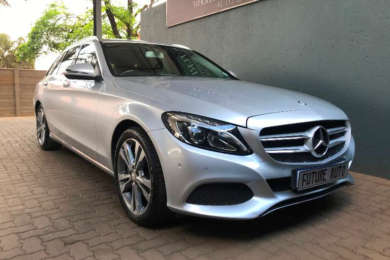 2016 Mercedes Benz C Class C250d estate Exclusive