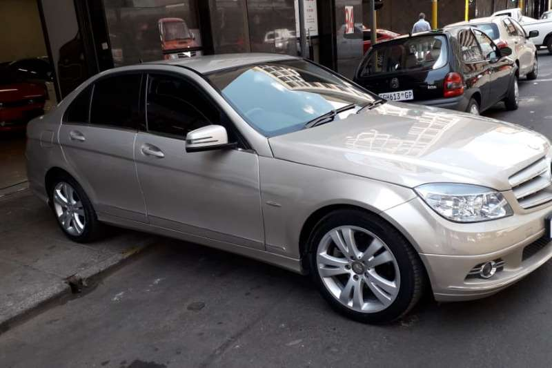 2009 Mercedes Benz C Class C200 Kompressor Avantgarde