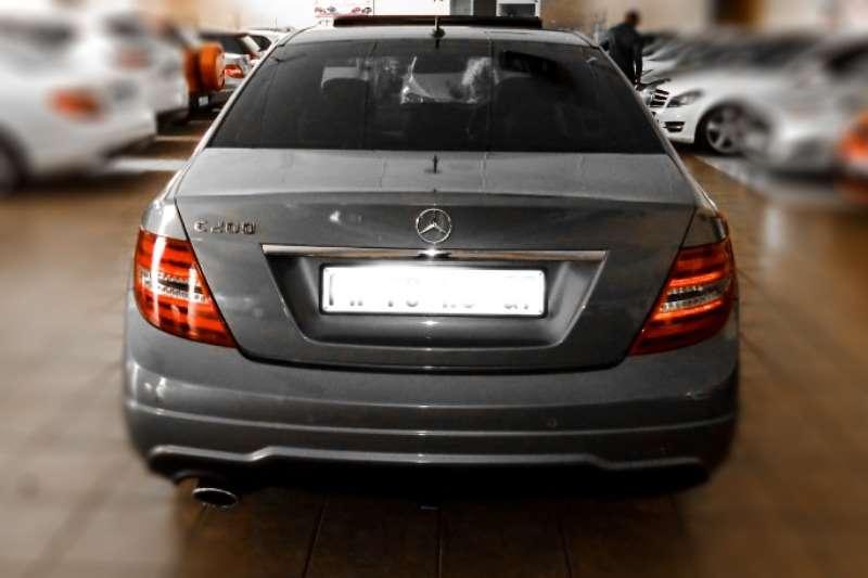 2014 Mercedes Benz C-Class C200 Edition C