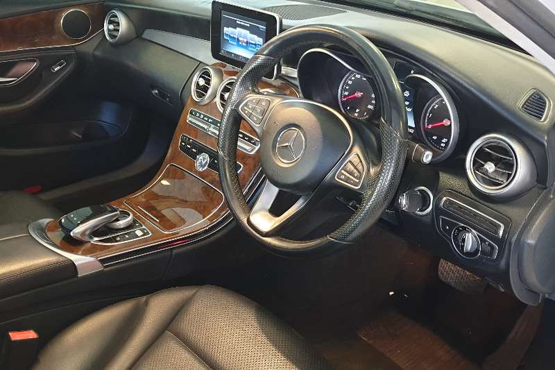 2015 Mercedes Benz C Class C180 AMG Sports