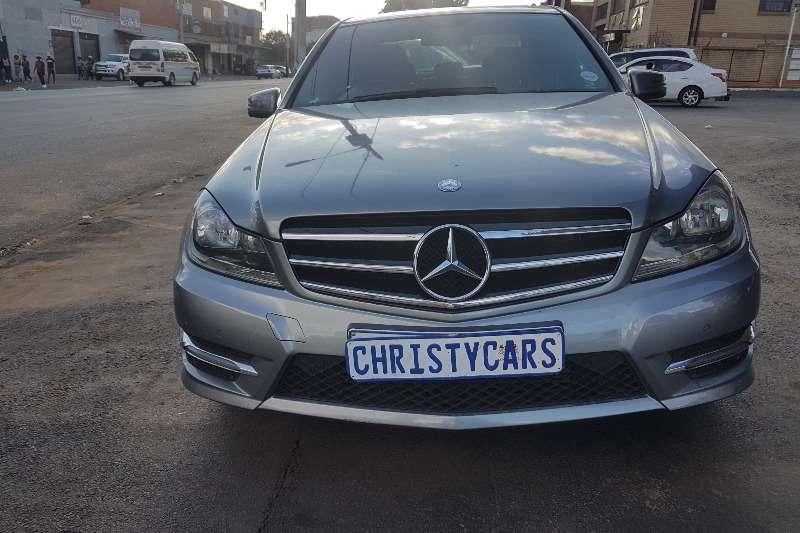 2014 Mercedes Benz C Class C200CDI Elegance