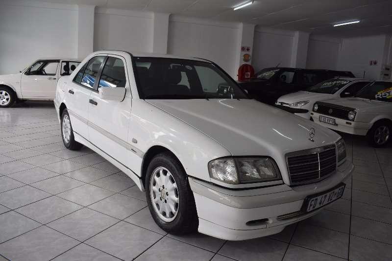 1998 Mercedes Benz C Class C200