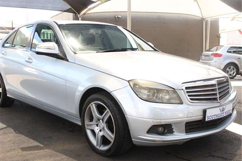 2007 Mercedes Benz C Class C200 Kompressor Elegance Touchshift
