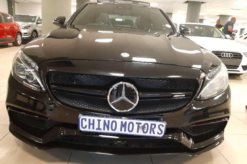 2015 Mercedes Benz C Class C63 AMG