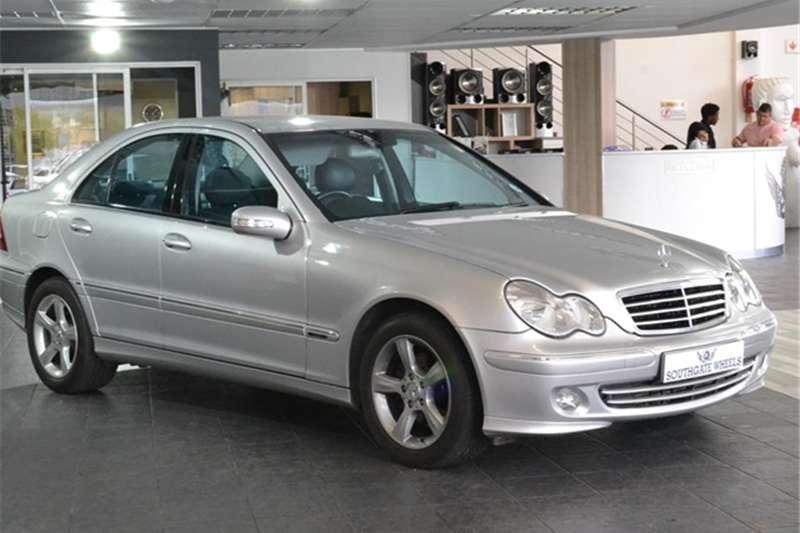 2005 Mercedes Benz C