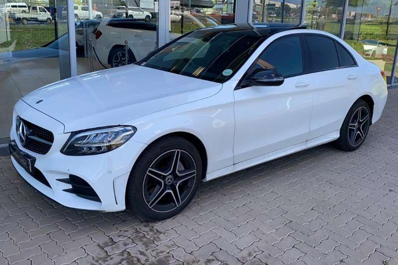 2019 Mercedes Benz C Class C180 AMG Sports auto