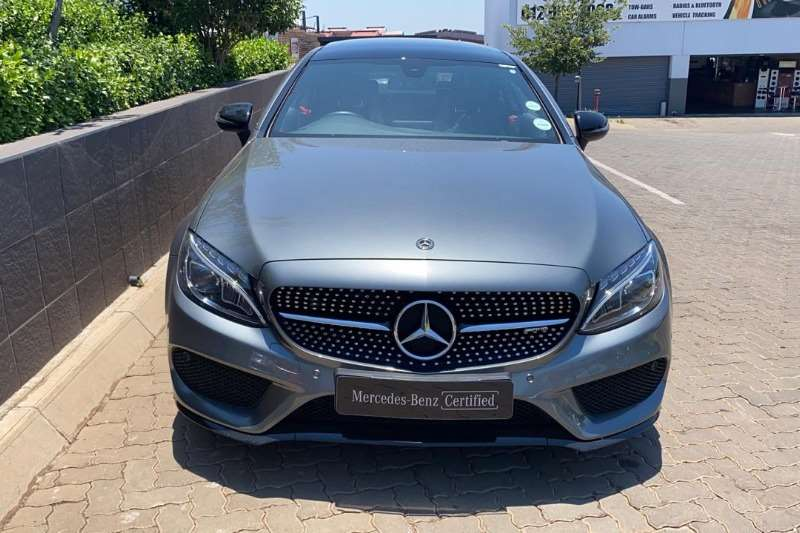 2018 Mercedes Benz C Class C43 coupe 4Matic