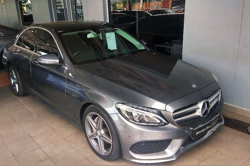 2016 Mercedes Benz C Class C200 AMG Sports auto