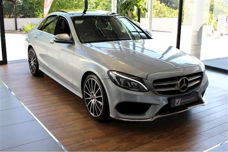 2017 Mercedes Benz C Class C200 AMG Sports auto