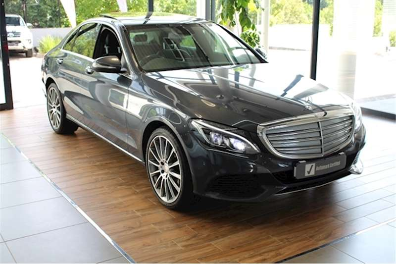 2015 Mercedes Benz C Class C250 Exclusive