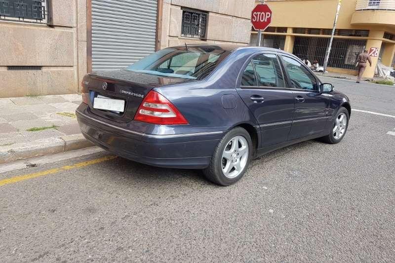 2004 Mercedes Benz C-Class