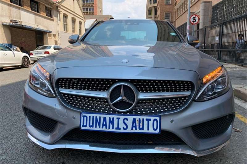 2015 Mercedes Benz C Class C200 Avantgarde AMG Sports