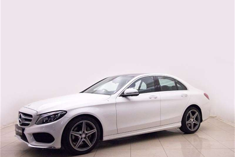 2016 Mercedes Benz C Class C200 AMG Sports