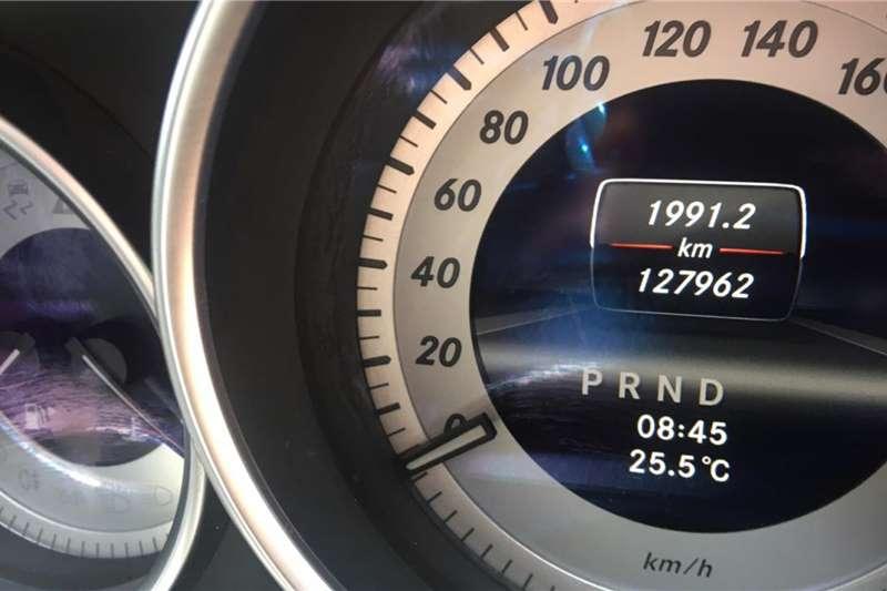 2012 Mercedes Benz C Class C200CDI estate Elegance AMG Sports