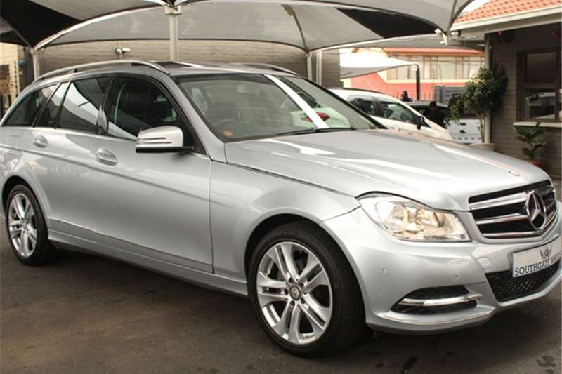 2013 Mercedes Benz C Class C200 estate auto