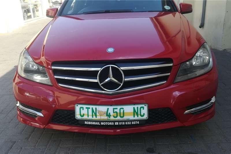 2014 Mercedes Benz C Class C200 AMG Line auto