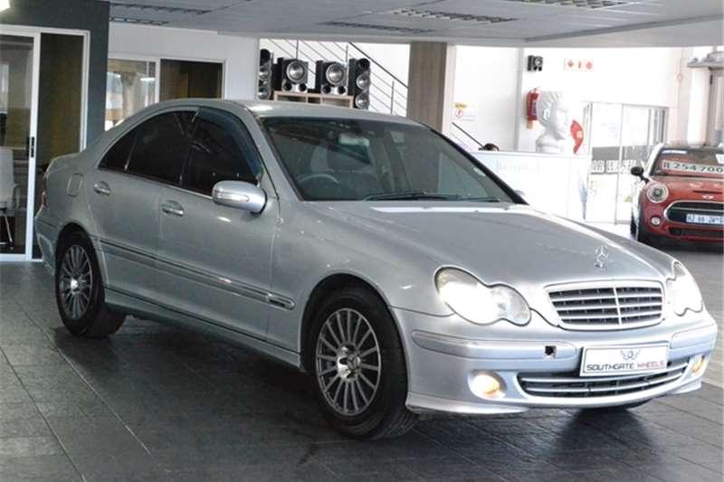 2007 Mercedes Benz C Class C200 Kompressor Classic Touchshift