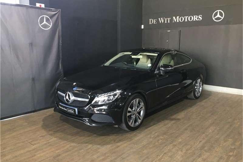 2016 Mercedes Benz C Class C300 coupe