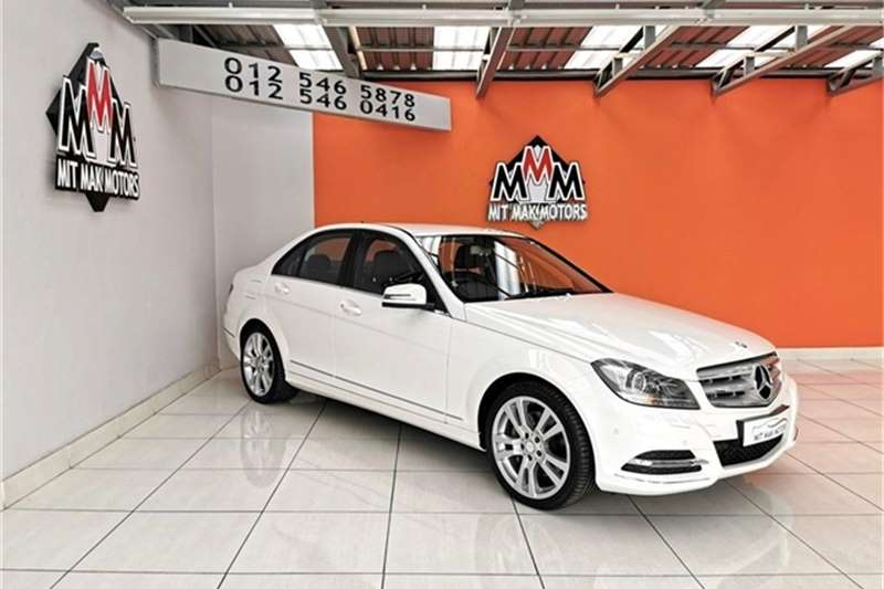 2013 Mercedes Benz C Class C350CDI Elegance