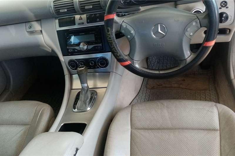 2007 Mercedes Benz C Class C180 auto