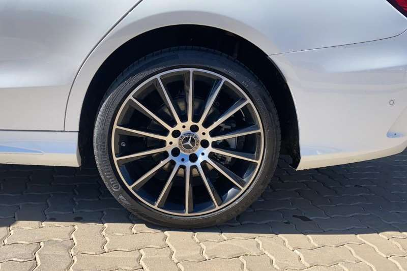2019 Mercedes Benz C Class C200 AMG Sports auto