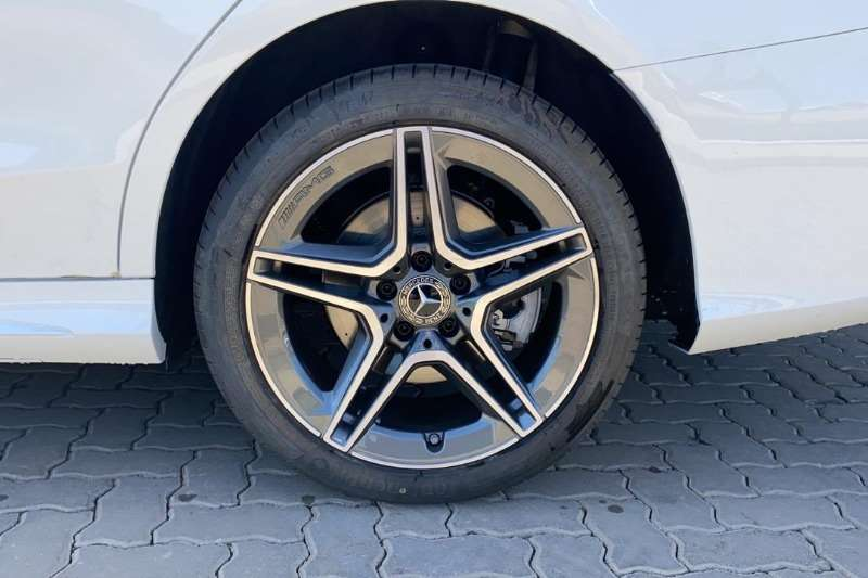2020 Mercedes Benz C Class C200 AMG Sports auto