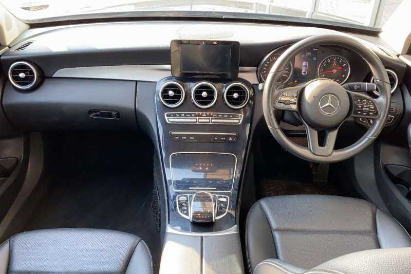 2018 Mercedes Benz C Class C180 Avantgarde auto
