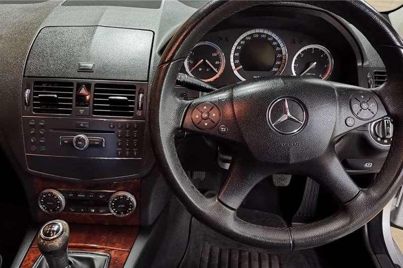 2008 Mercedes Benz C Class C220CDI Classic