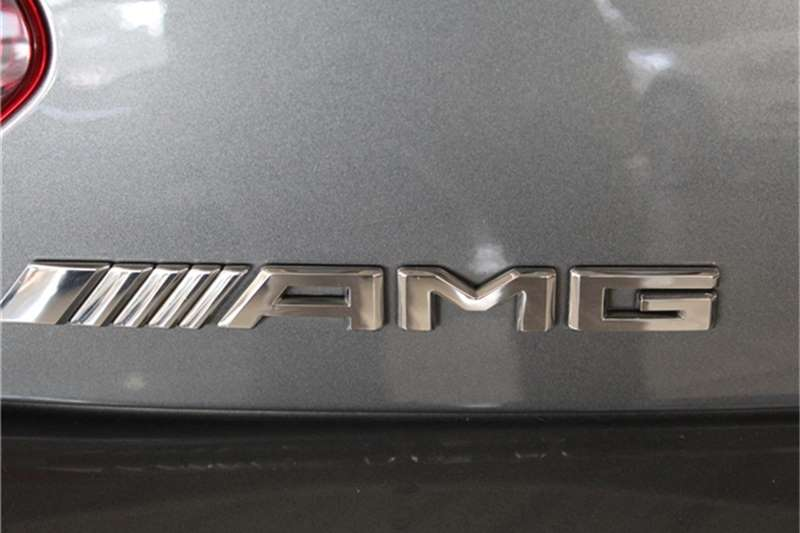 2017 Mercedes Benz C Class C43 coupe 4Matic