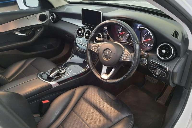 2012 Mercedes Benz C Class C250 AMG Line