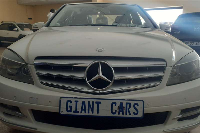 2011 Mercedes Benz C Class C220CDI Classic auto