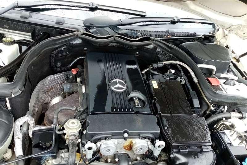 2007 Mercedes Benz C Class C200 auto