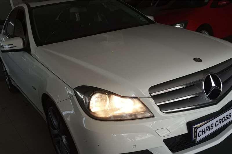 2011 Mercedes Benz C-Class
