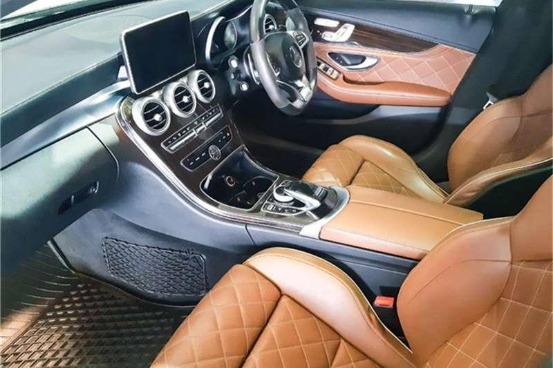 2018 Mercedes Benz C Class